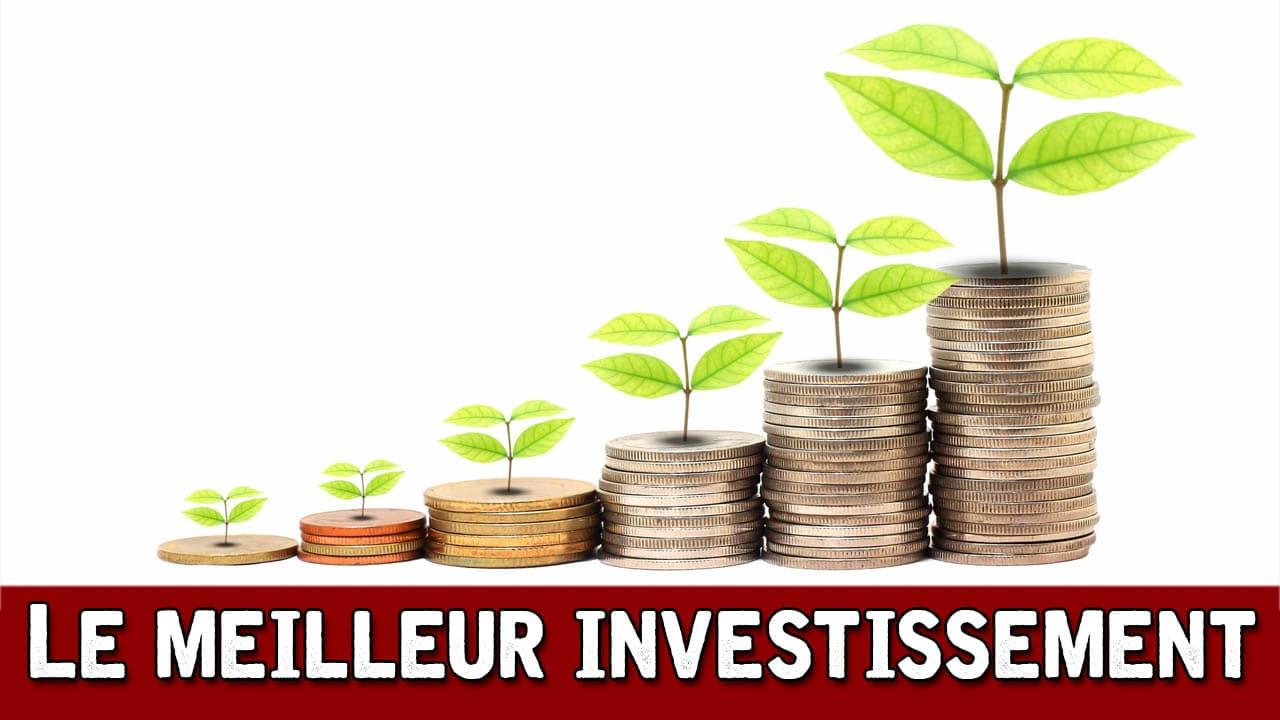 Un investissement pas cher et super rentable ?