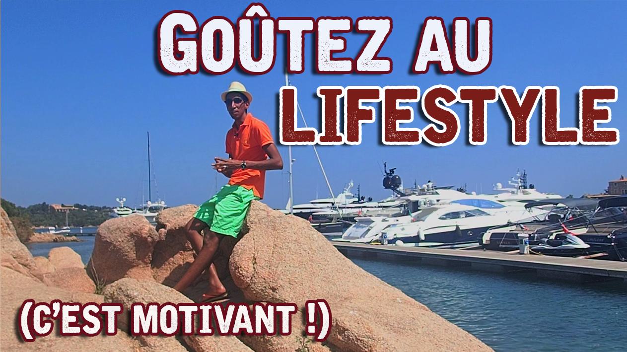 Goûtez au Lifestyle ( ça motive! )