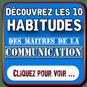 10 habitudes communication