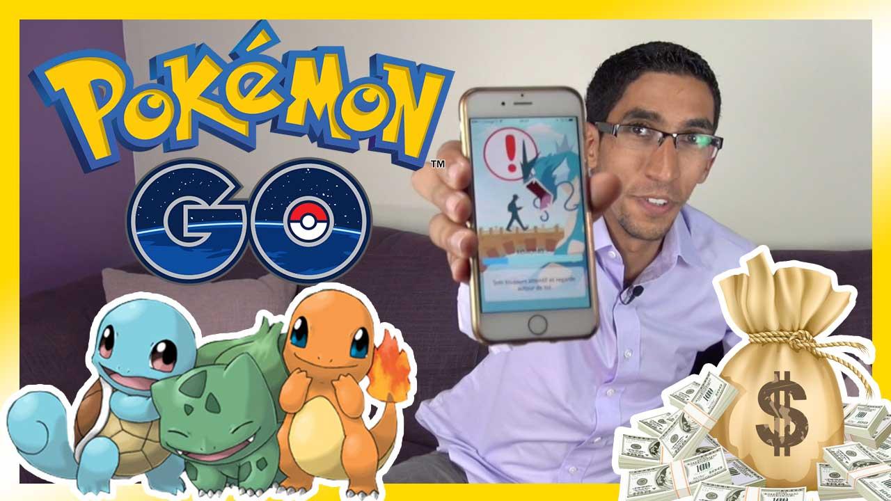 Pokemon GO : 5 manières de gagner de l'argent avec le jeu