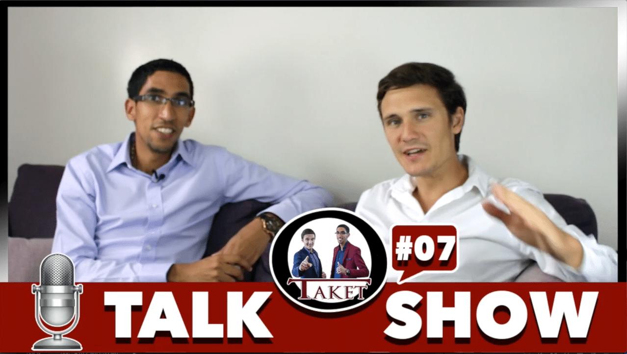 #007 Otaket Talk Show  : Se former pour réussir