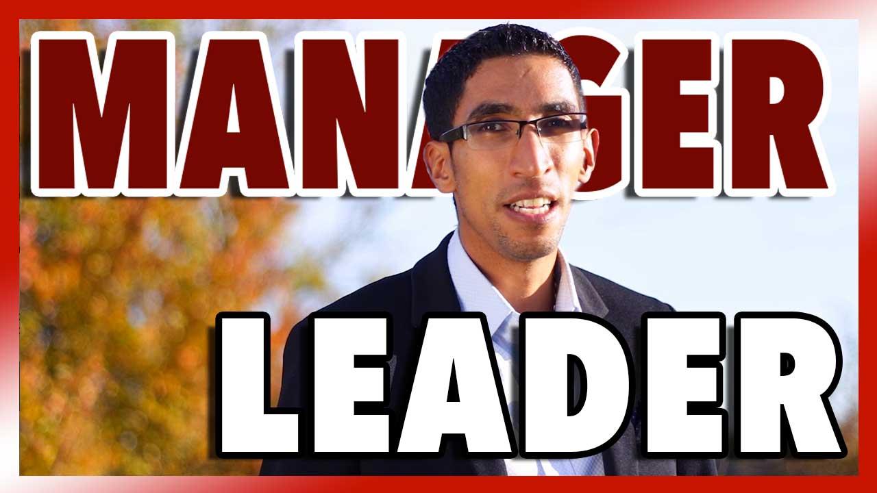 Management et Leadership : La différence
