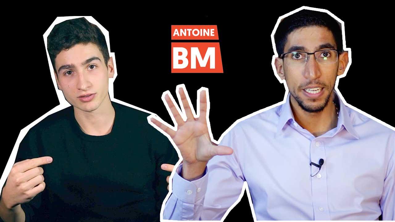 Comment devenir Antoine BM ?