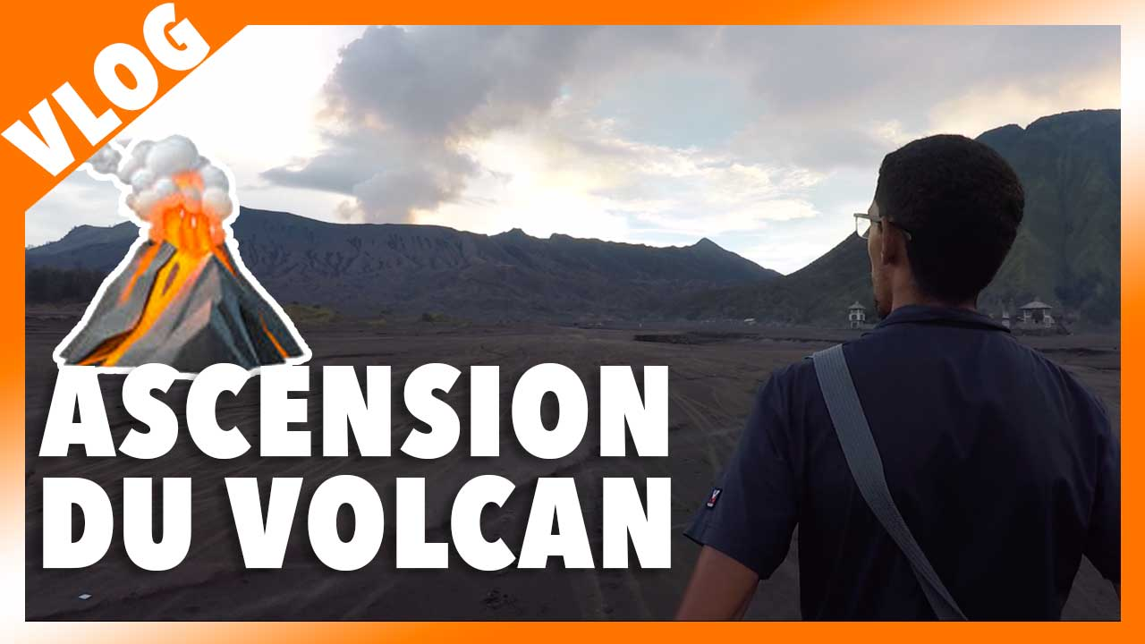 Comment gérer les imprévus ? Vlog Indonésie ( Volcan Bromo )