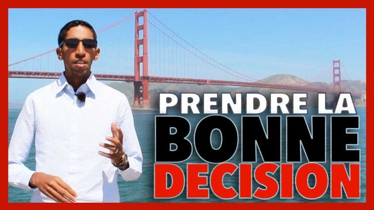 Comment prendre la bonne décision ? – Vlog San Francisco