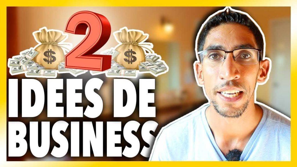 idees de business rentable