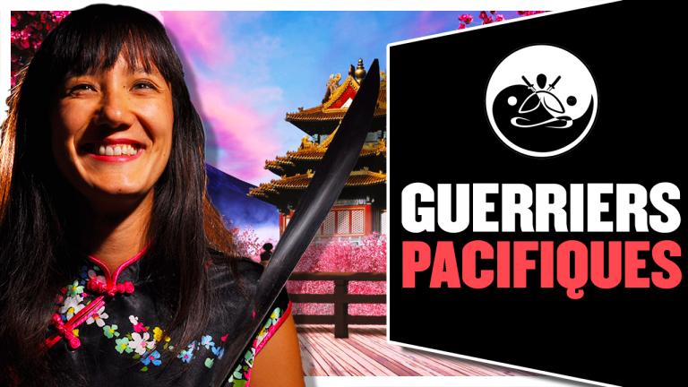 Interview – Mai-Lan Ripoche – Les Guerriers Pacifiques