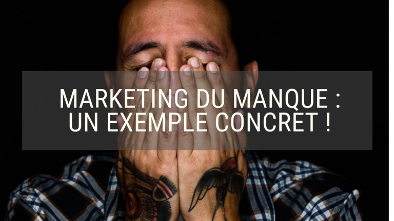 Marketing et FOMO : un exemple concret !