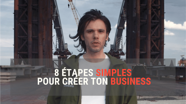 Un plan d'action SIMPLE pour lancer son business en ligne
