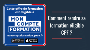 rendre formation éligible CPF