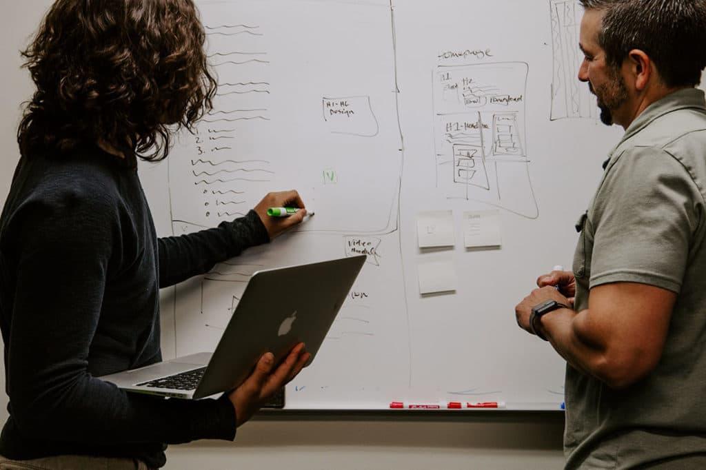 tableau création offre en équipe pour créer une offre irresistible
